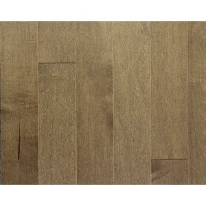 CDN HARDWOOD MAPLE STAIN FORILLON 3 ¼ MIXED GRADE SATIN FINISH