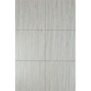 VINYL 7mm - TRUE GROUT QUADRO 18 X 36 in - FLORENCE